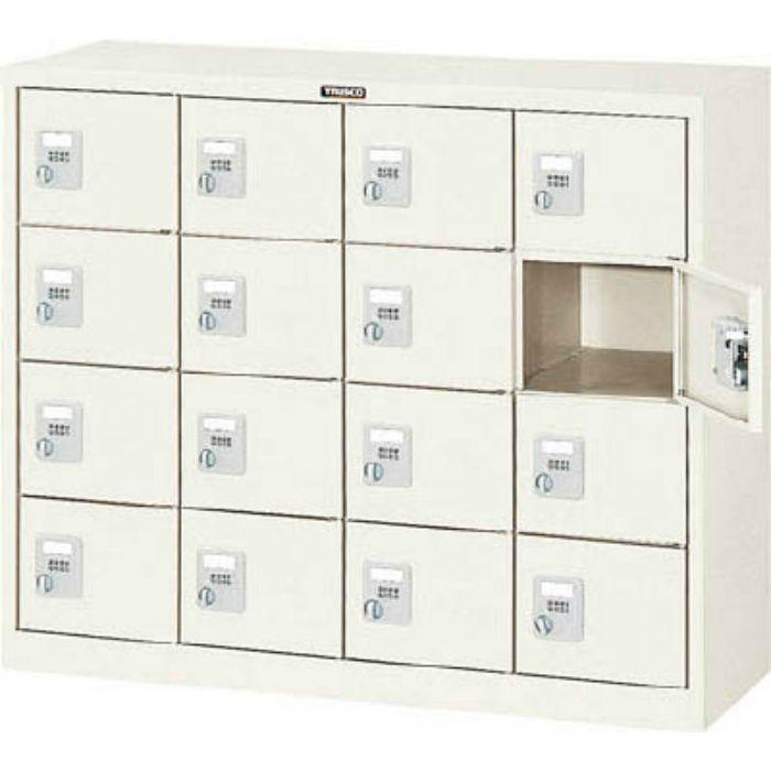 SC16WK シューズケース 16人用 1050X380XH880 手ぶらキー