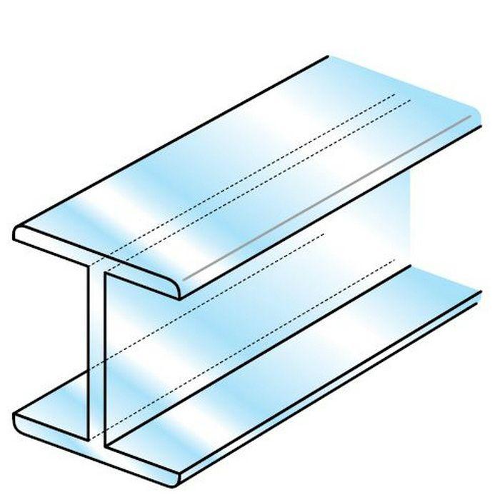 透明ジョイナー コ型・H型 ビニール 透明ジョイナーH型5 透明 2.5m  36273