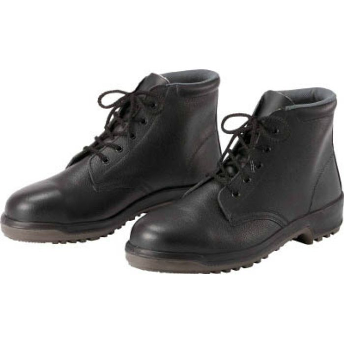 安全中編上靴 24.5cm MZ020J24.5