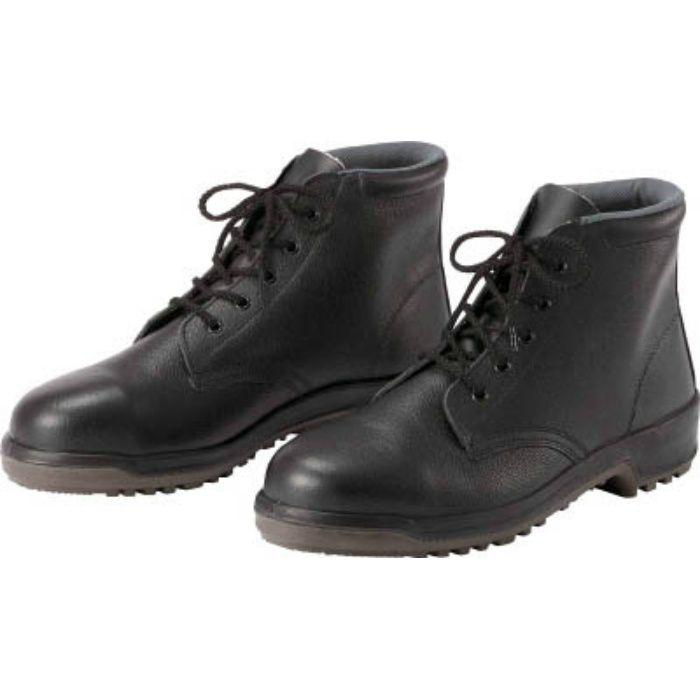 安全中編上靴 26.0cm MZ020J26.0