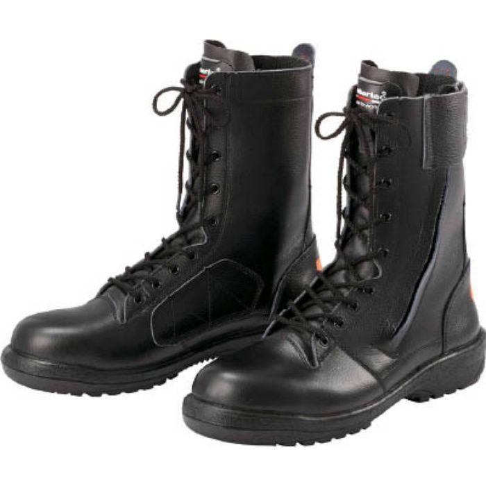 踏抜き防止板入 ゴム2層底安全靴 RT731FSSP-4 23.5 RT731FSSP423.5