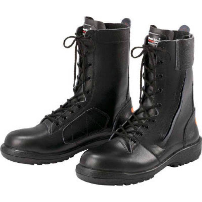 踏抜き防止板入 ゴム2層底安全靴 RT731FSSP-4 27.5 RT731FSSP427.5