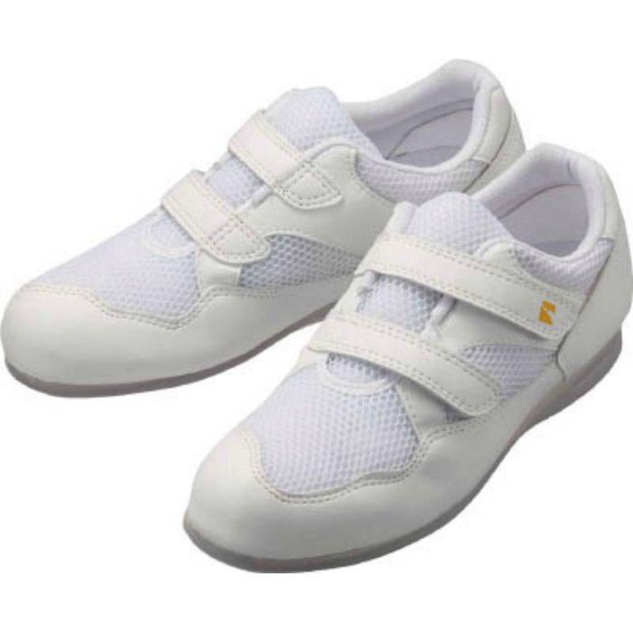 静電作業靴 エレパス 25.0CM PS15SW25.0
