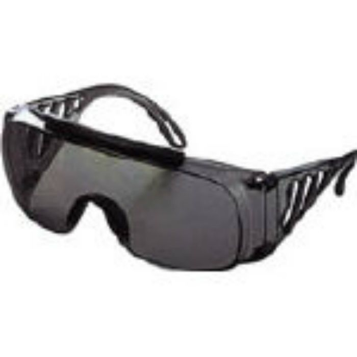 一眼型サイド付セーフティグラス グレー GS33 1524721