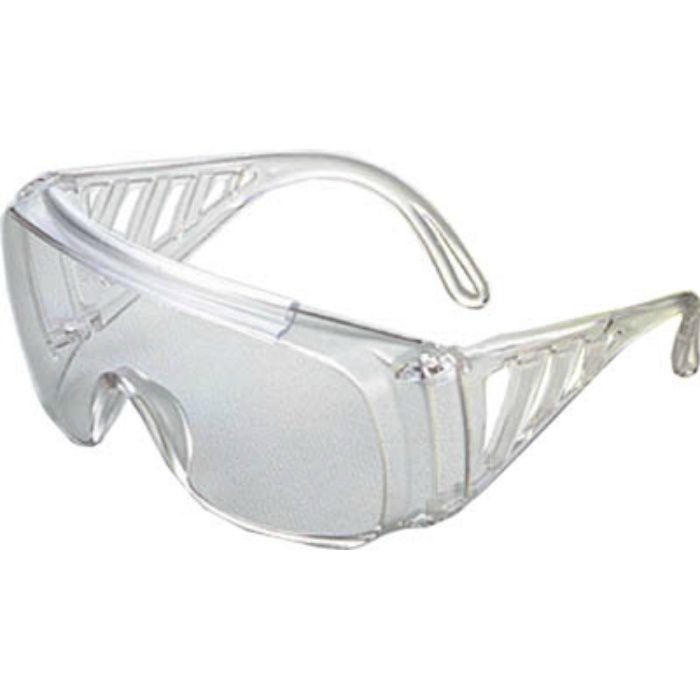 一眼型サイド付セーフティグラス 透明 GS33 1260553