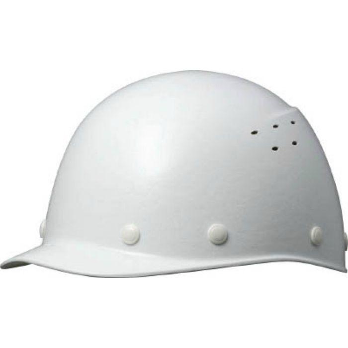 FRP製ヘルメット 野球帽型 通気孔付 SC9FVRAW