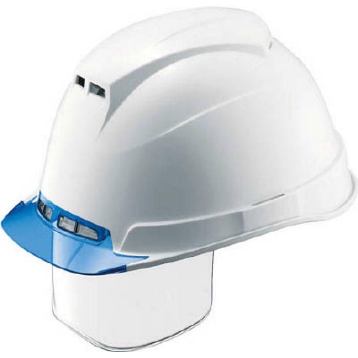 ヘルメット 高通気二層構造タイプ・ワイドシールド面付 1330VSEV5W1J