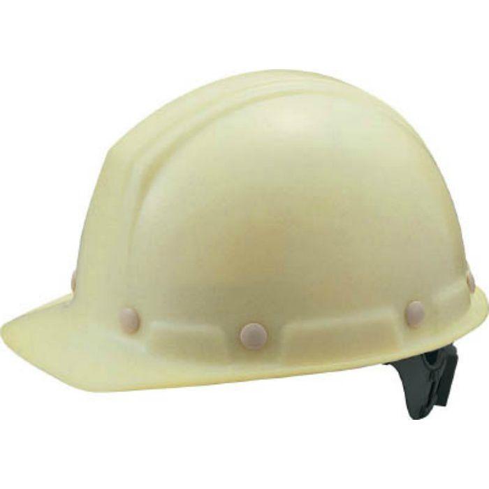 ヘルメット 溝付前ひさし型 蓄光タイプ THM179EZ 2871696