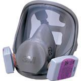 取替式防じんマスク 6000F/7093-RL3 Lサイズ 6000F7093RL3L