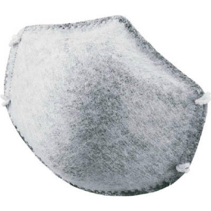 TRUSCO 一般作業用マスク 活性炭入 20枚入 TMK20KE 2868741