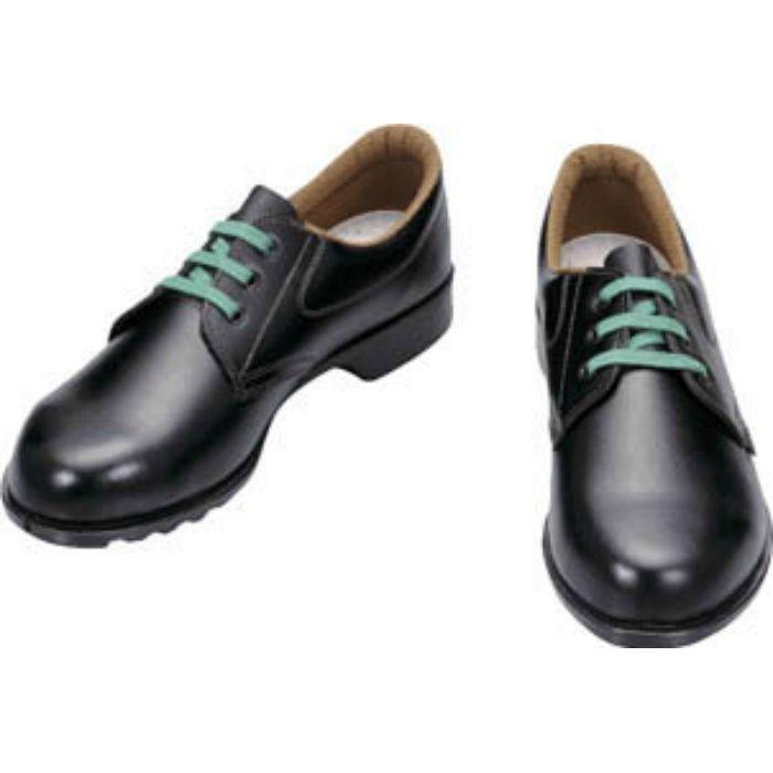 シモン 作業靴 短靴 FD11M絶縁ゴム底靴 25.5cm FD11MT25.5
