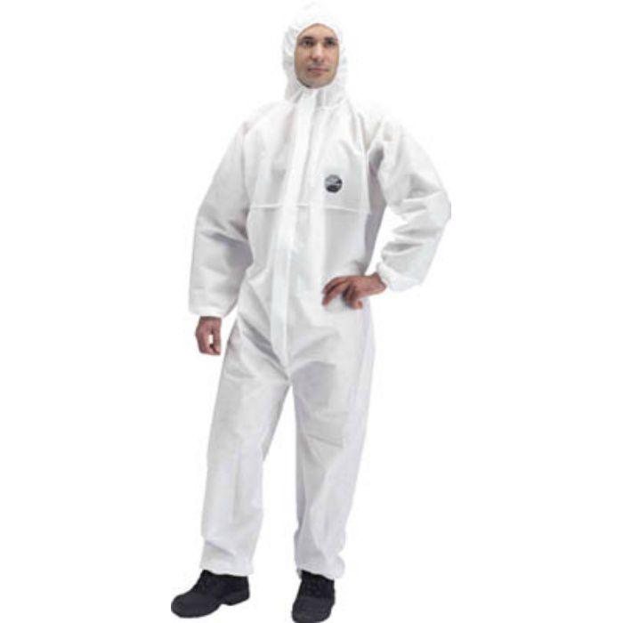 TRUSCO 帯電防止使い捨て保護服 Sサイズ TRPS10S 3348822