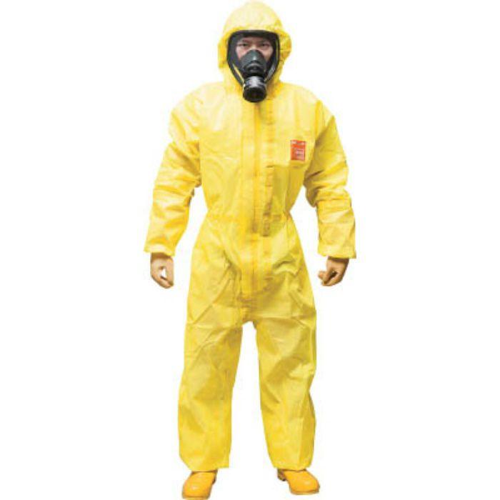 シゲマツ 使い捨て化学防護服 MC3000 L MC3000L
