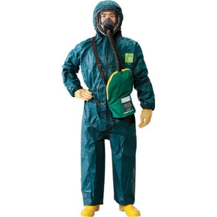 シゲマツ 使い捨て化学防護服 MC4000 L MC4000L