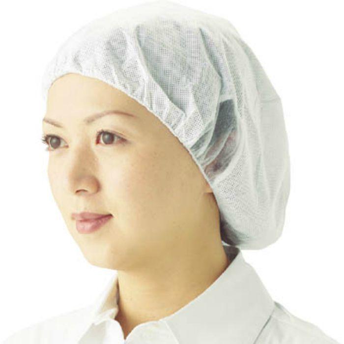 TRUSCO 帯電帽つば無し Mサイズ TTCM 2878992