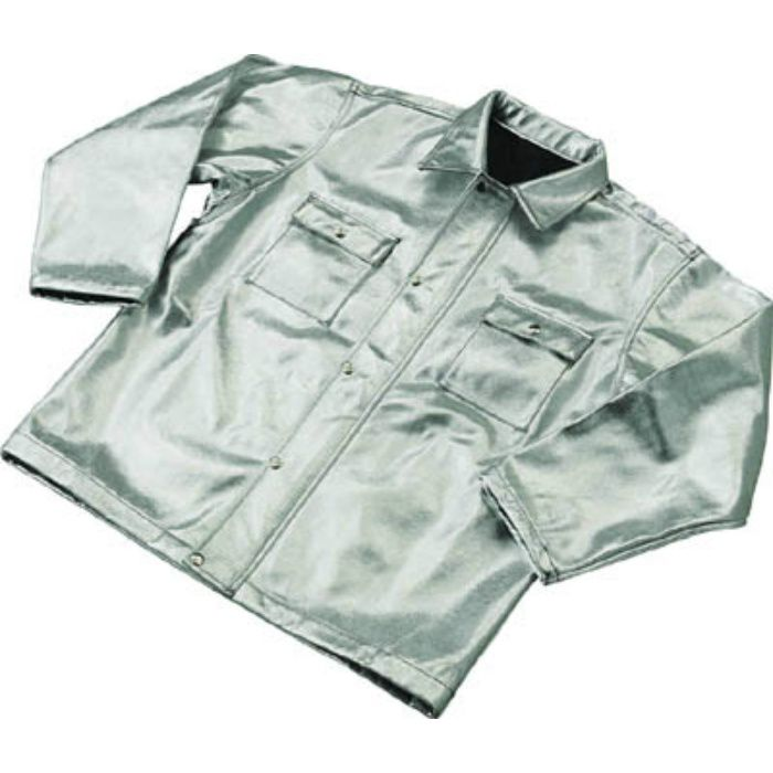 TRUSCO スーパープラチナ遮熱作業服 上着 XLサイズ TSP1XL 2878879
