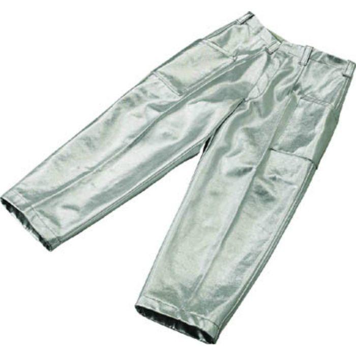 TRUSCO スーパープラチナ遮熱作業服 ズボン Mサイズ TSP2M 2878887
