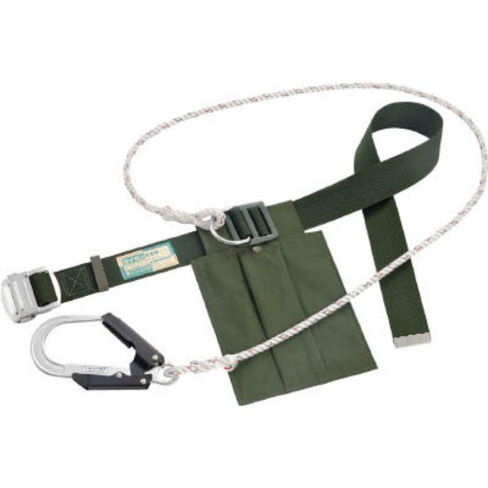 タイタン 胴ベルト型安全帯スライド式バックル SNH24  ※在庫お確かめください