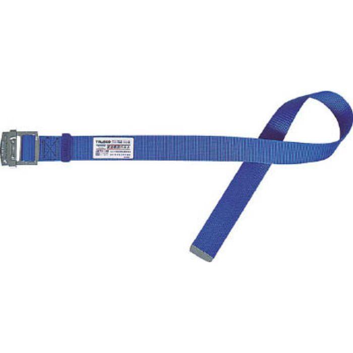 TRUSCO 安全帯1本つり専用替ベルト 幅50X長さ1200mm 青 TSBL90B 2551764  ※在庫お確かめください