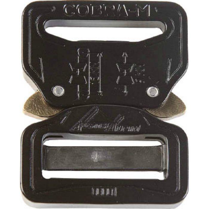 ALPIN COBRA バックル 33MM ブラック FC33KVF  ※在庫お確かめください