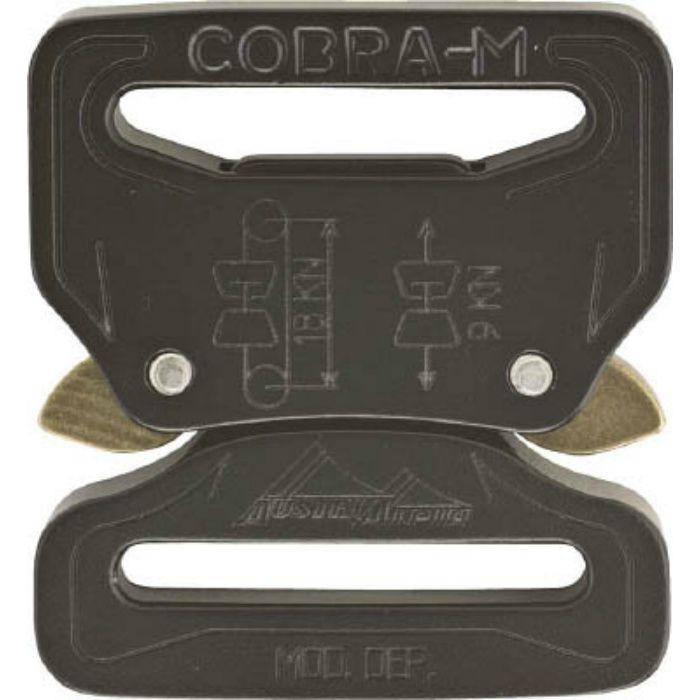 ALPIN COBRA バックル 38MM ブラック FF FC38KFF ※在庫お確かめください