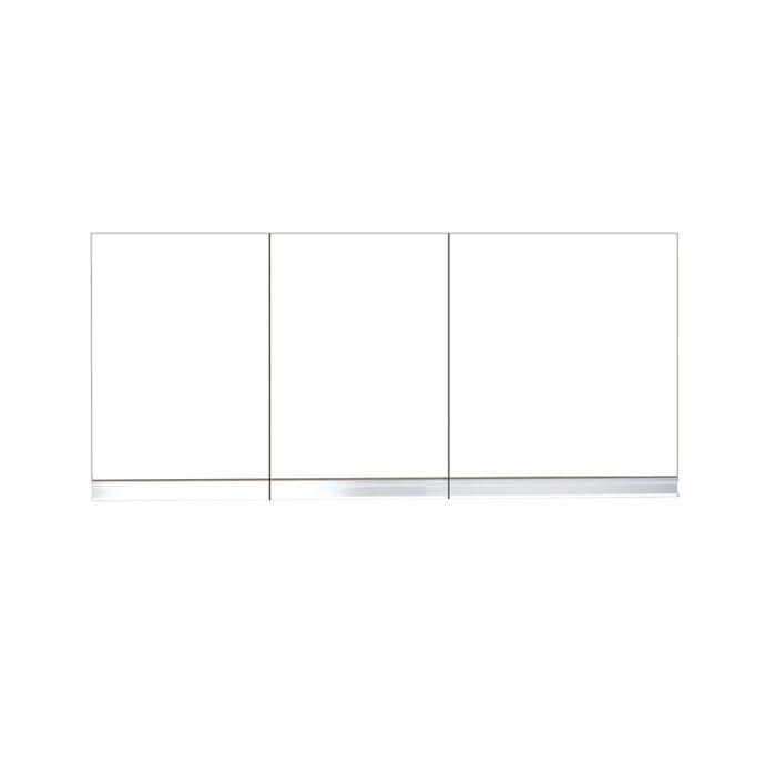 吊戸棚 (高さ45cmタイプ) 間口100cm ホワイト M7-100N_W