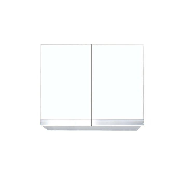 吊戸棚 (高さ45cmタイプ) 間口60cm ホワイト M7-60N_W