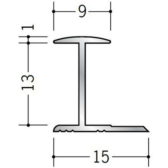 H型ジョイナー アルミ 12HA シルバー 2.73m  54099-2
