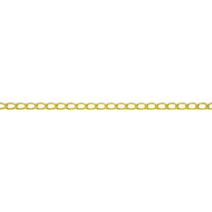 真鍮キリンスマンテルチェイン 2mm×30m BM20