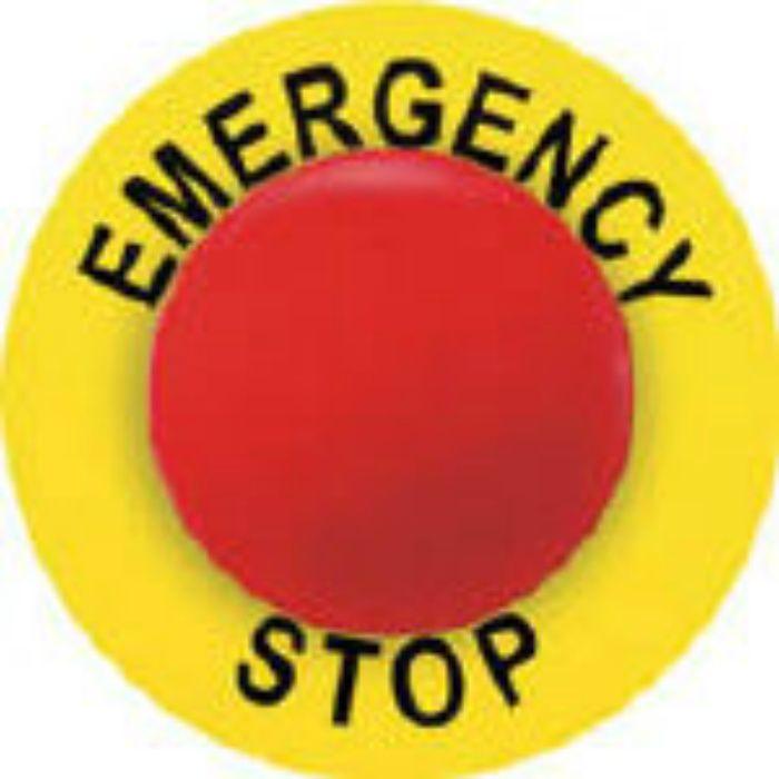 非常停止ボタン用ラベル C350A830ES