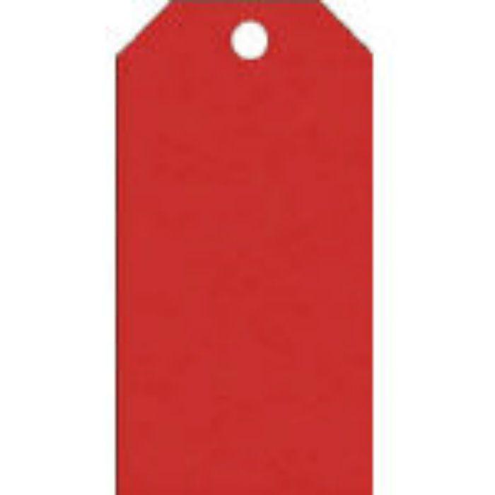 書き込み用カラータグ 赤 PVT179Q