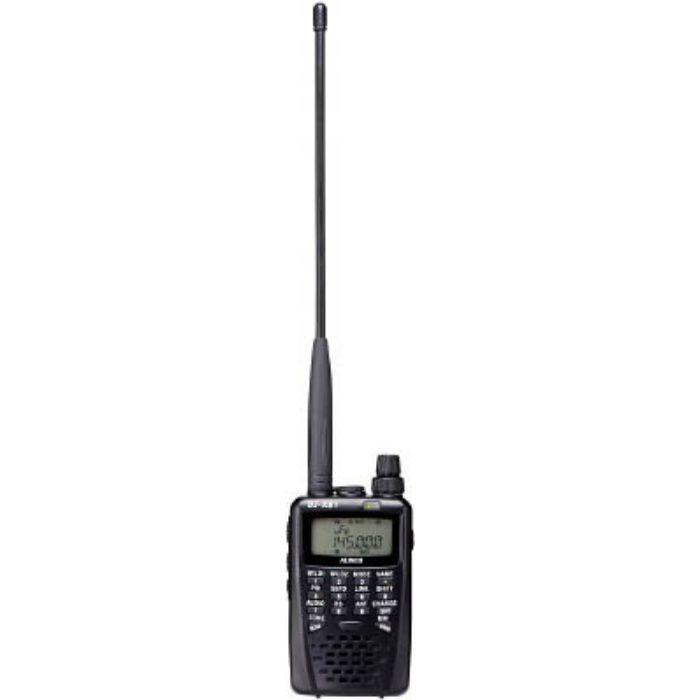 DJX81 地上デジタル放送音声受信対応広帯域受信機