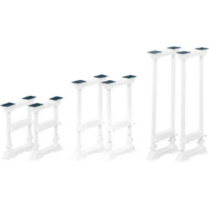 家具転倒防止伸縮棒L (高さ70~120cm・H型) 2本セット SP70W