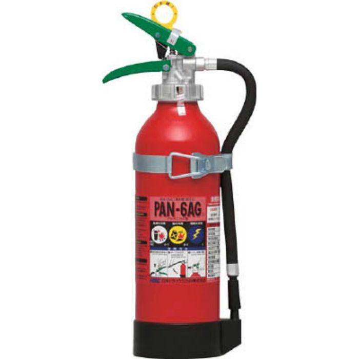 PAN6AG1 自動車用消火器6型