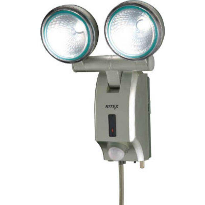 LEDAC514 7W×2 LED 多機能型センサーライト