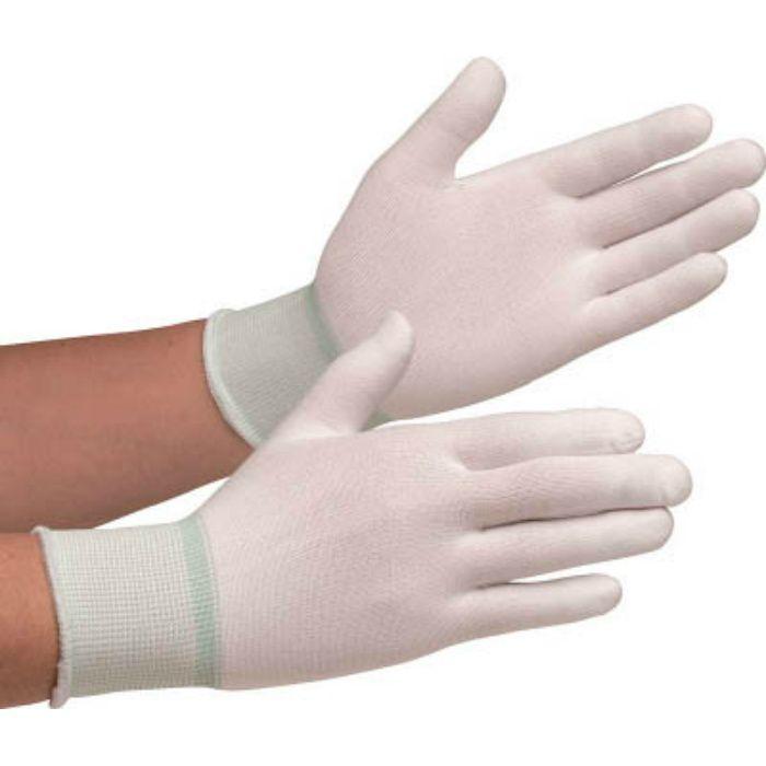 検査・組立用手袋 (ノンコート)10双入 M MCG702M