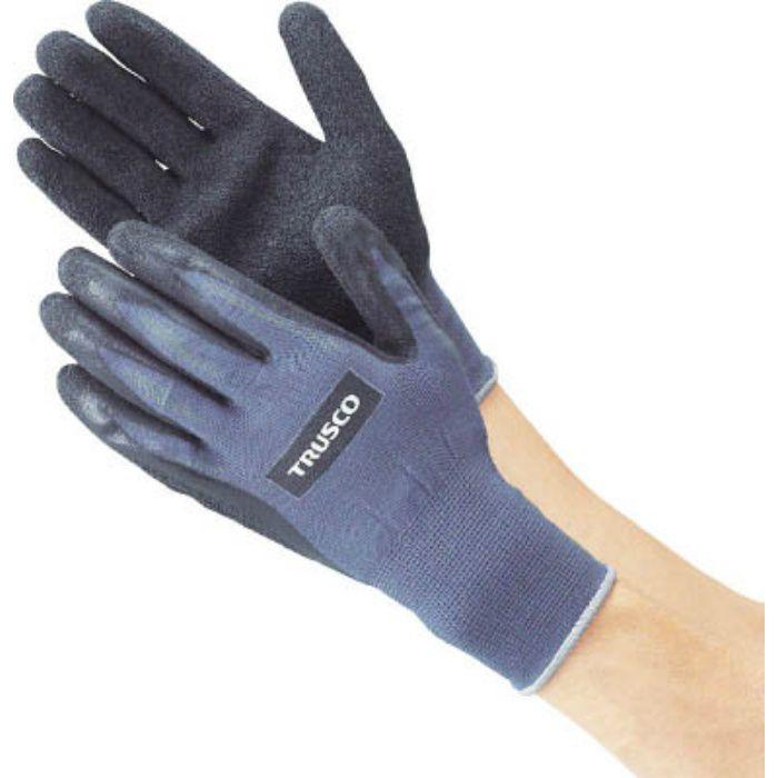グリップフィット手袋 天然ゴム Sサイズ TGL250S 3304965
