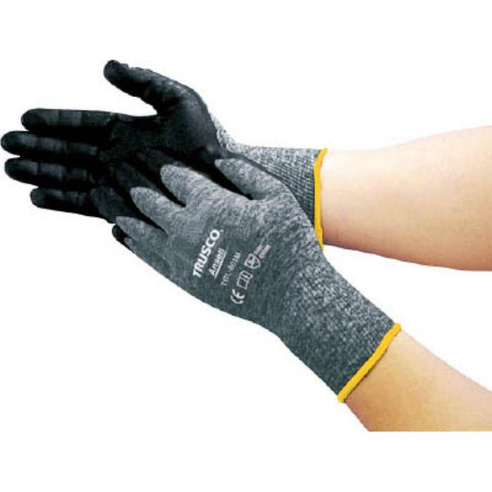 グリップフィット手袋 ニトリルコート LLサイズ TGL801LL 3520595