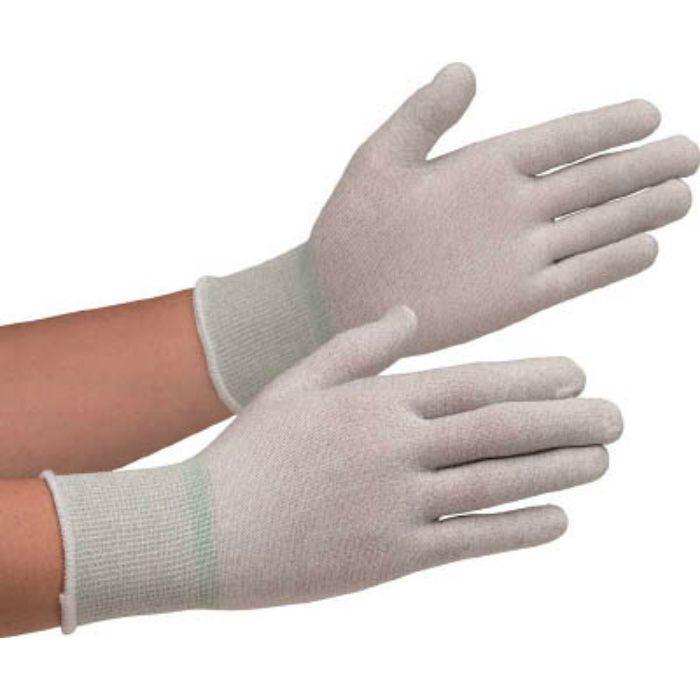 静電気拡散性手袋(ノンコート)M 10双入 MCG802M