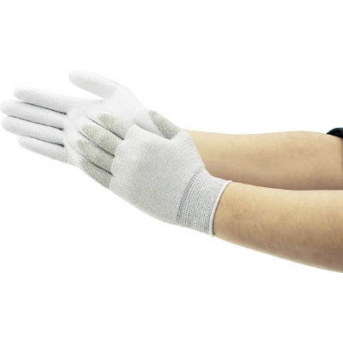 A0170制電ラインパ-ム手袋 Mサイズ A0170M