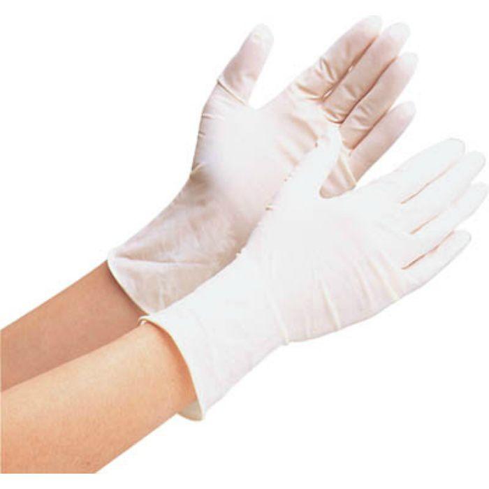 天然ゴムディスポ手袋 Lサイズ VERTE600NL
