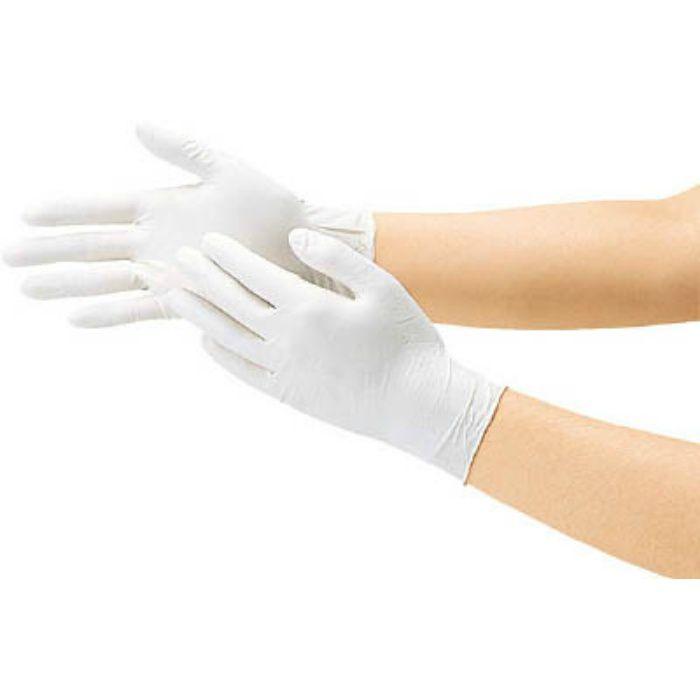 使い捨て天然ゴム極薄手袋 Mサイズ DPM5498 1727893