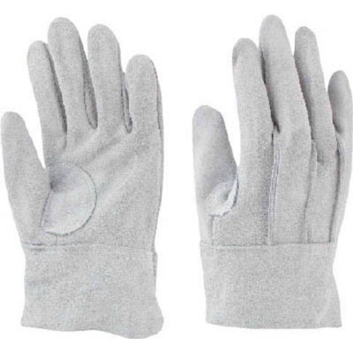 牛床革 背縫い革手袋5双組 1085P