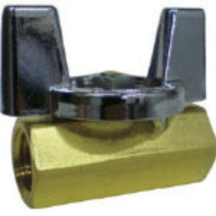 DBV12DBUR 黄銅製1.96MPaミニボール弁15A(1/2)