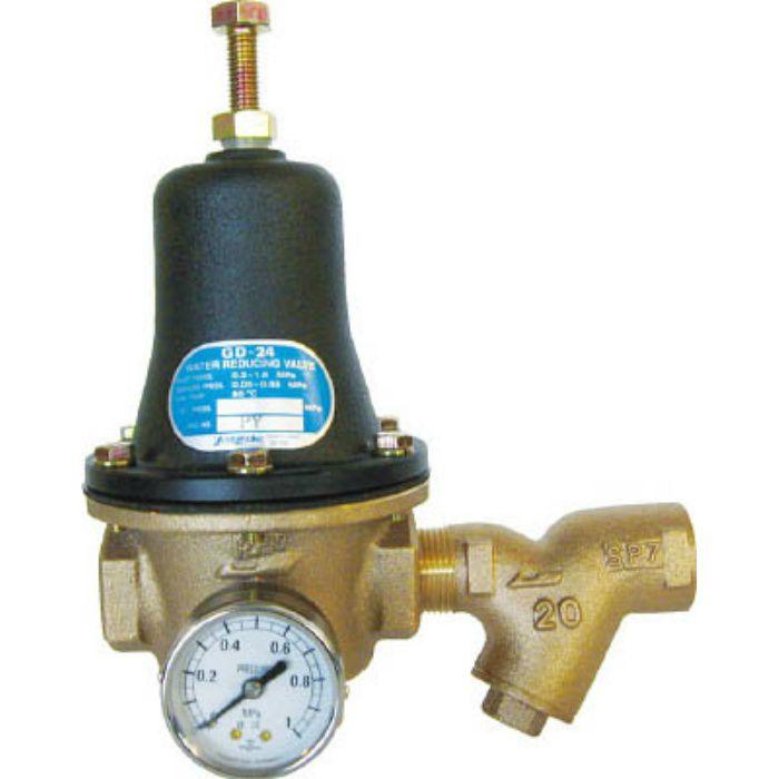 GD24GS40A 水用減圧弁ミズリー 40A