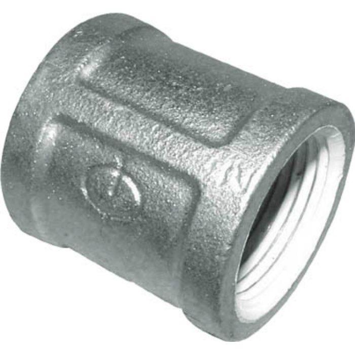 ZDBS15A シール材付ネジ込み式白管継手