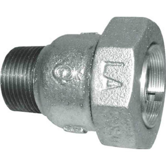 GHILAAP50A LAカップリングHI-LA型 オスアダプター 呼び径(A)50