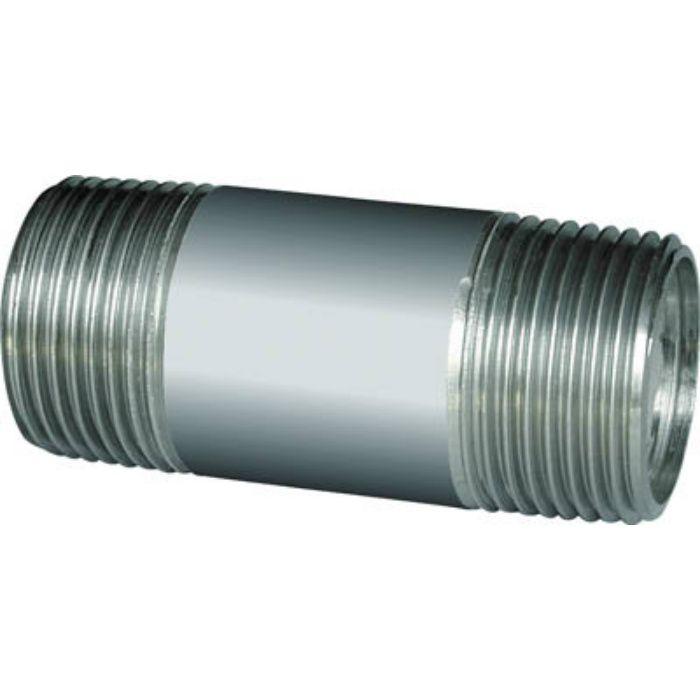 304NL10AX50L 両長ニップル L50mm 呼び径(A)10