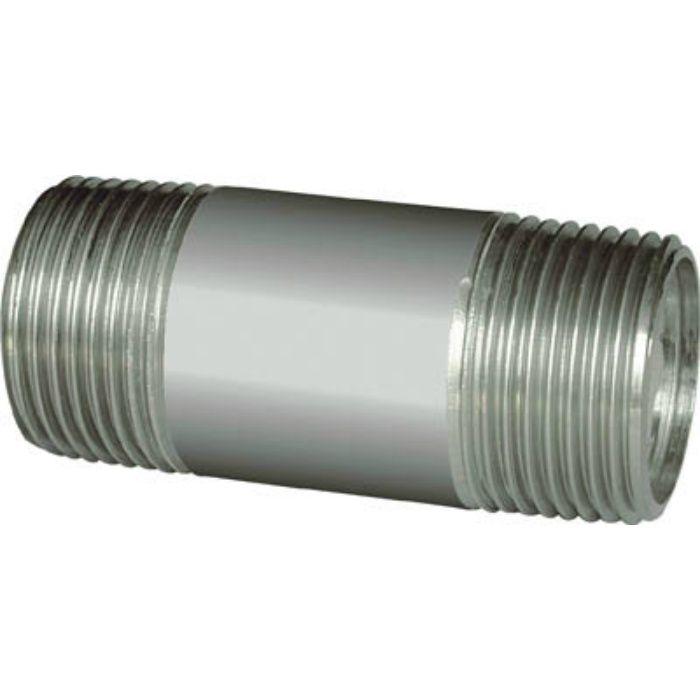 304NL6AX50L 両長ニップル L50mm 呼び径(A)6