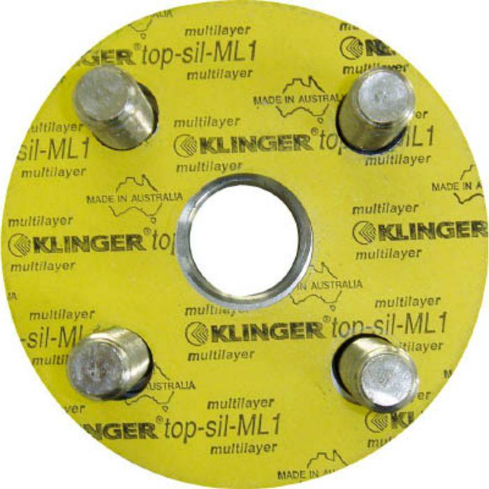 ML110K100A フランジパッキン(5枚入り) ML1-10K-100A